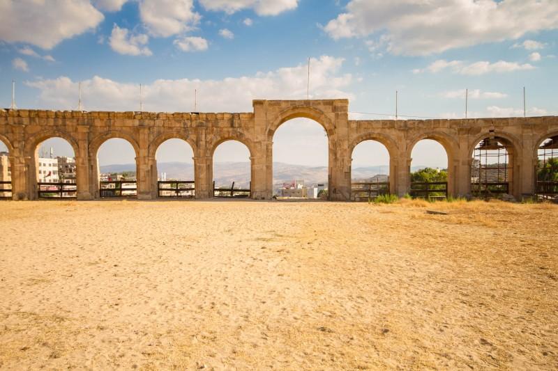 Jordan Jerash Hippodrome