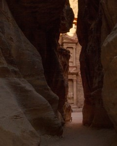 Petra through The Siq