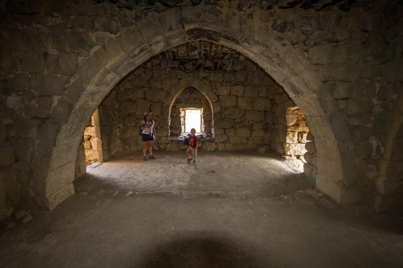 Qasr al-Azraq - Lawrence's Room