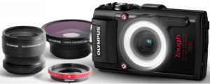 Olympus TG-4 Tough Accessories
