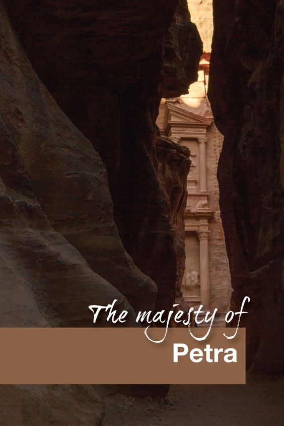 The Majesty of Petra - Pinterest