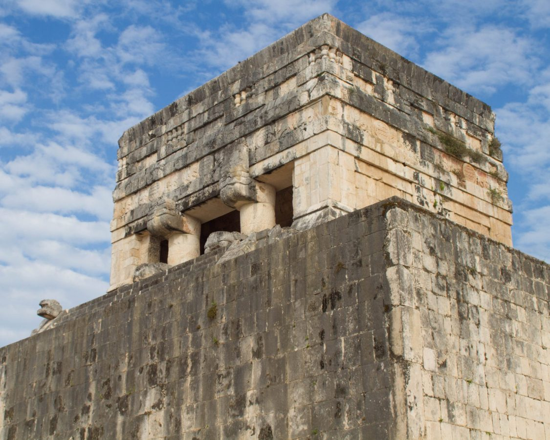 Chichen Itza - Temple