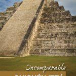 Incomparable Chichen Itza - Pinterest