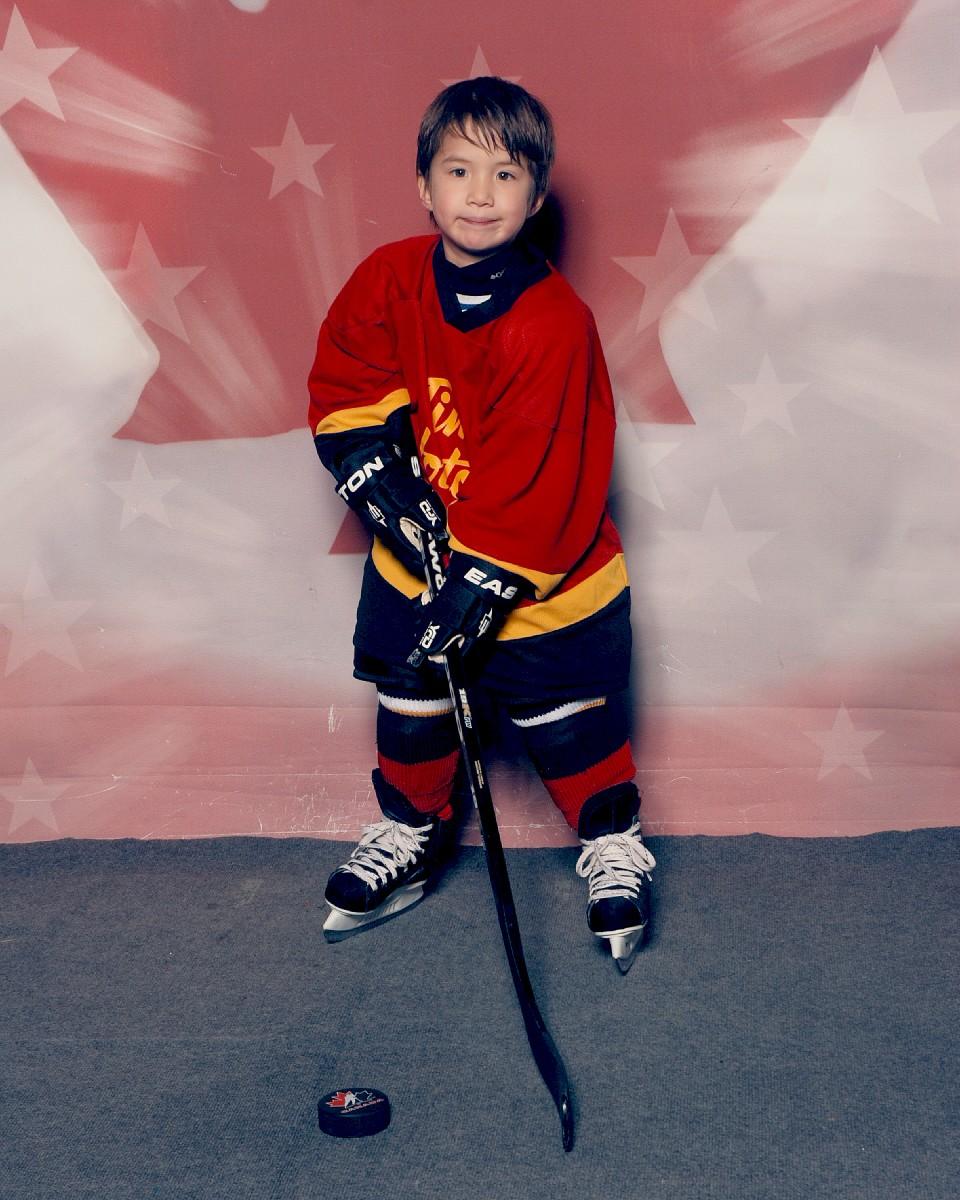 Children's hockey
