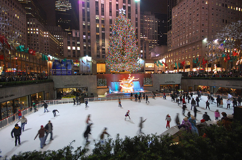 New York Christmas - Rockafeller Center