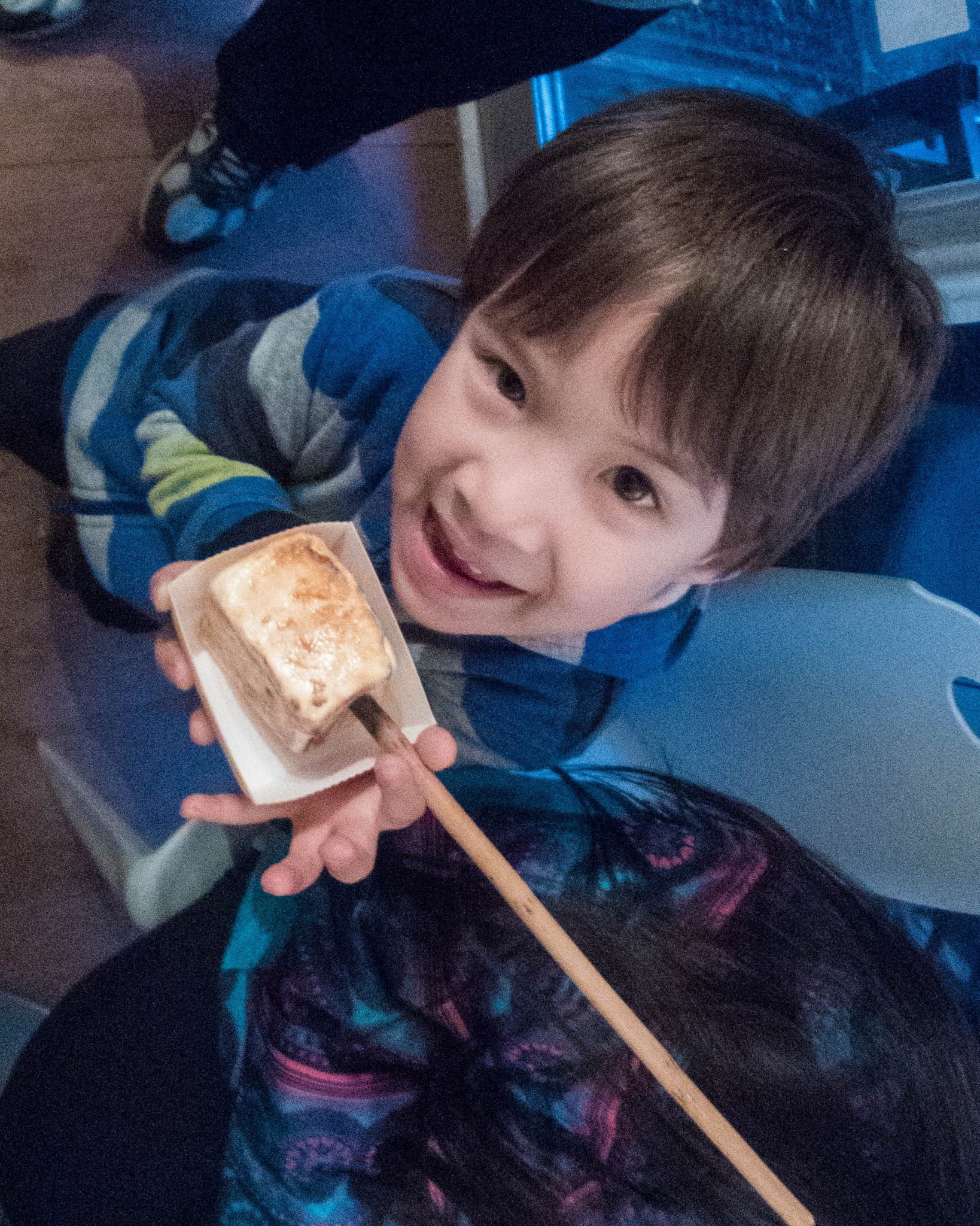 Manhattan does Christmas big - Frozen S'mores