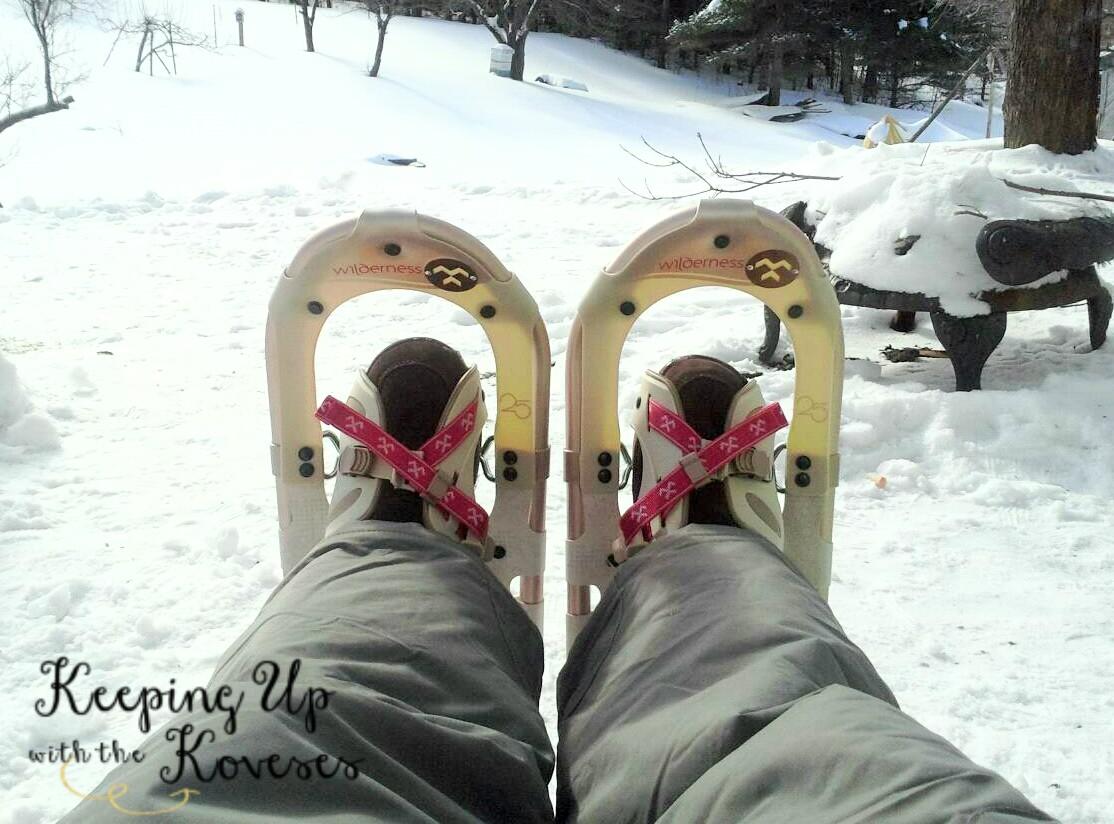Snowshoes - Skiing North Michigan