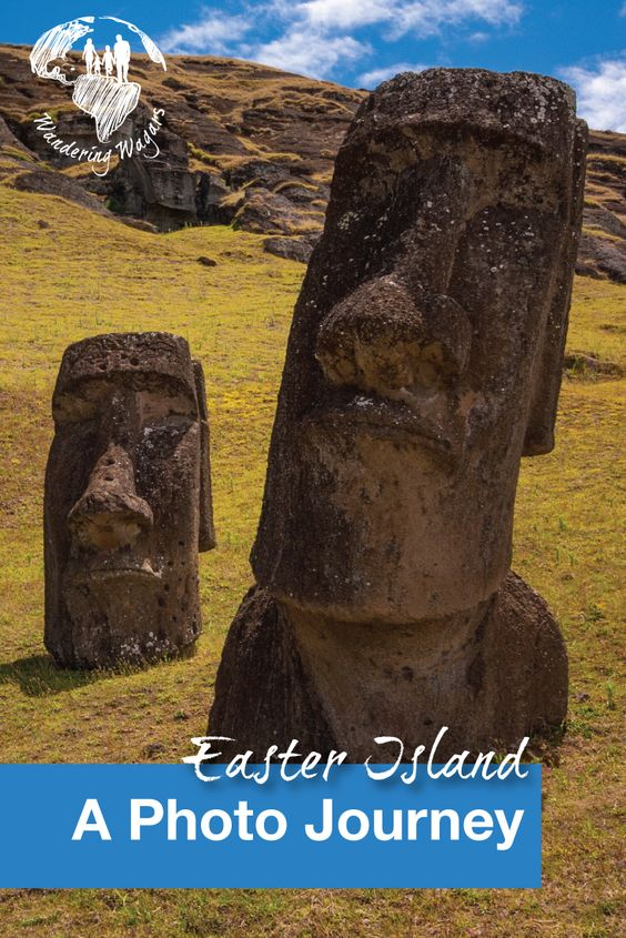 Easter Island Photo Journey - Pinterest