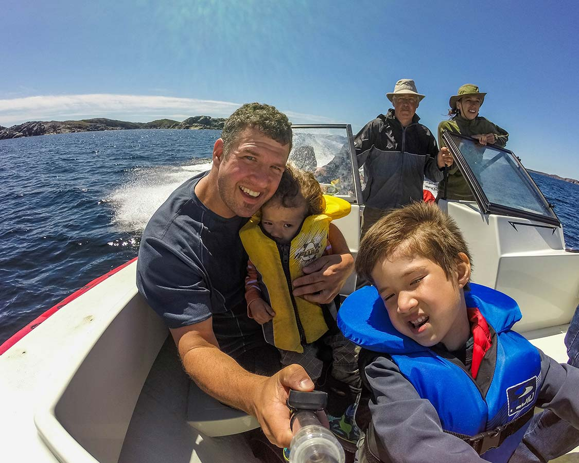 What to do in Twillingate Newfoundland -Captain Daves Iceberg Tours