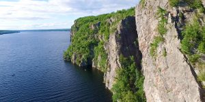 The cliffs of Bon Echo Provincial Park - Top things to do in Bon Echo Provincial Park