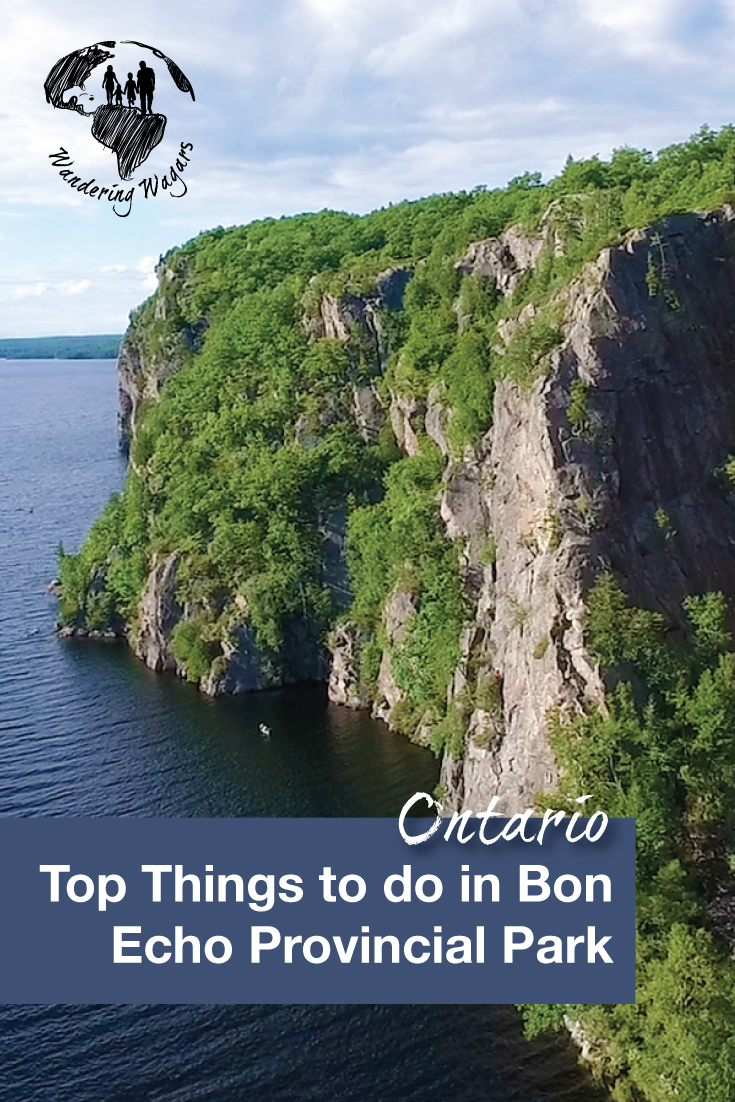 From the swimming and canoeing to the epic cliffs and the petroglyphs. We lay out all of the top things to do in Bon Echo Provincial Park!