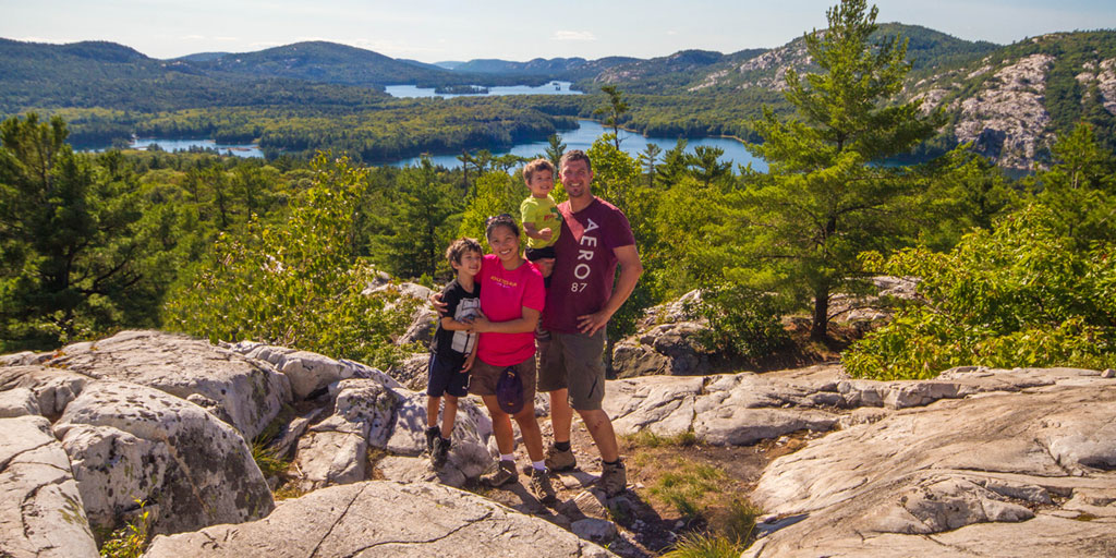 Hiking the Crack in Killarney with Kids - Wandering Wagars 4283b2d22087e