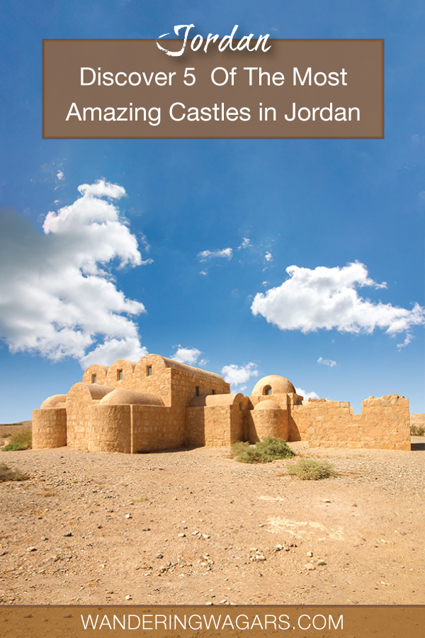 Get ready to explore the most amazing castles in Jordan! Prepare to be amazed by Jordan castles like Aljoun and Karak and the remote Jordan Desert Castles