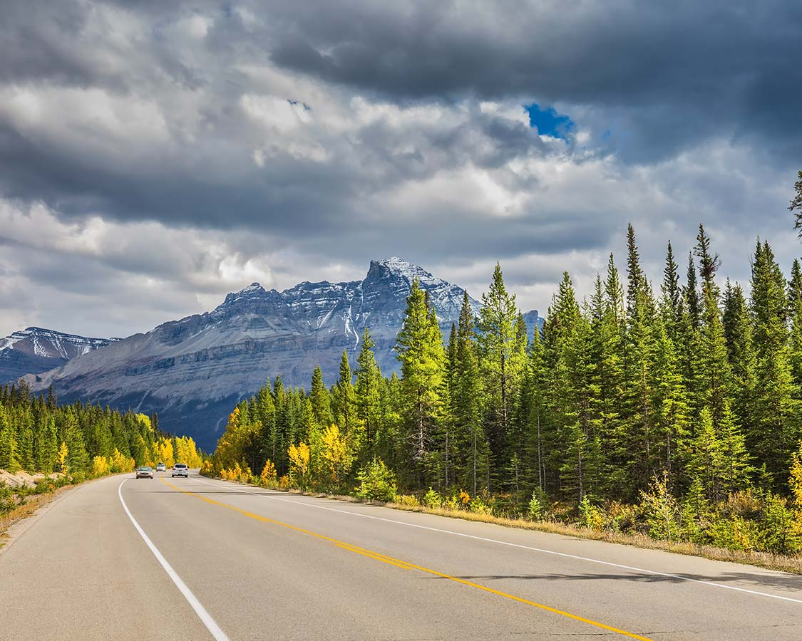 The most amazing road trips in Canada