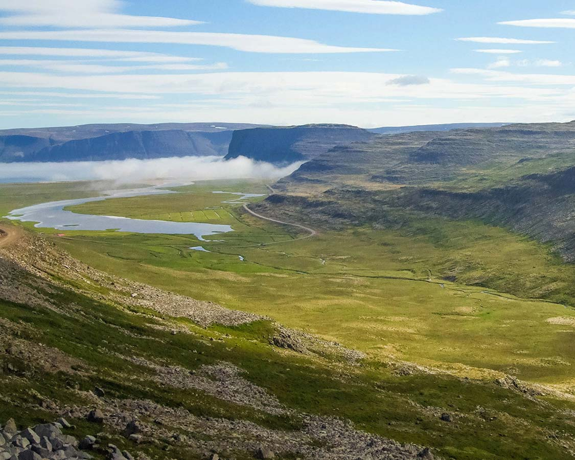 How to travel the Westfjords in Iceland with kids