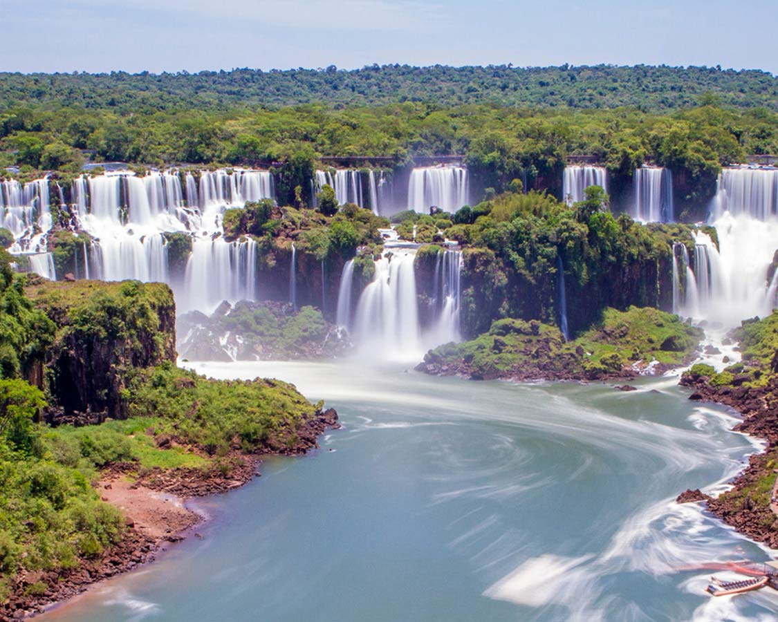 What to See in Iguazu Falls Brazil with Kids - Adventure ...