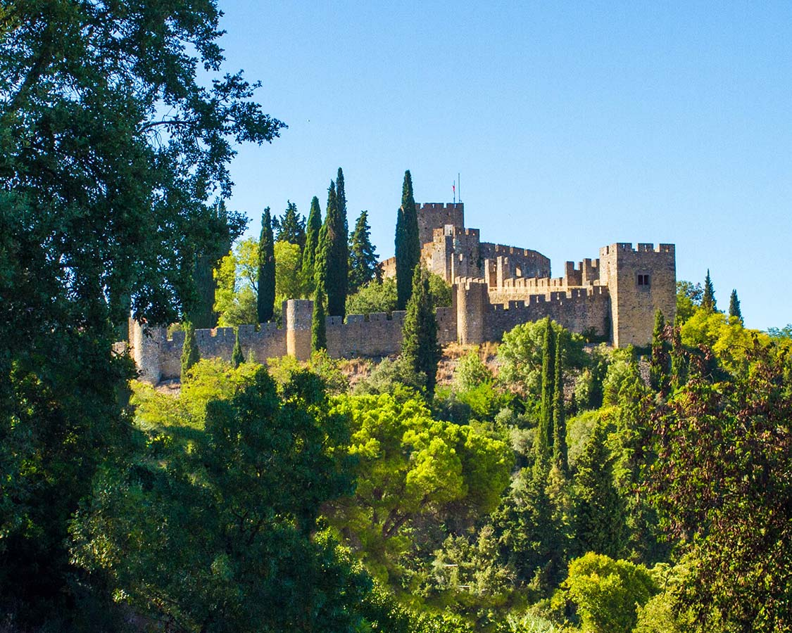 Knights Templar Castle Tomar Portugal Convent of Christ