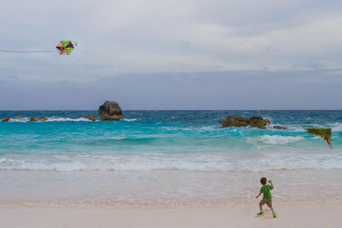 Best Bermuda Beach - Bermuda Kite Festival