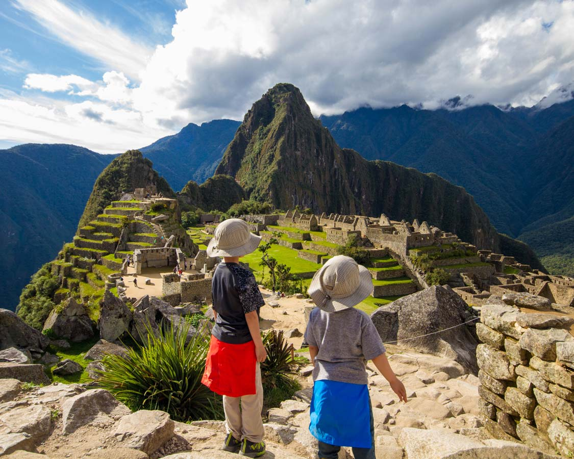 Why Kids Need Wilderness And Adventure >> How To Experience Visiting Machu Picchu With Kids Adventure Family