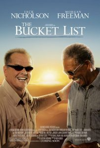 Bucket List is one of the top travel movies of all time thanks to it's comedic timing and dramatic message that it's never too late to follow your dreams