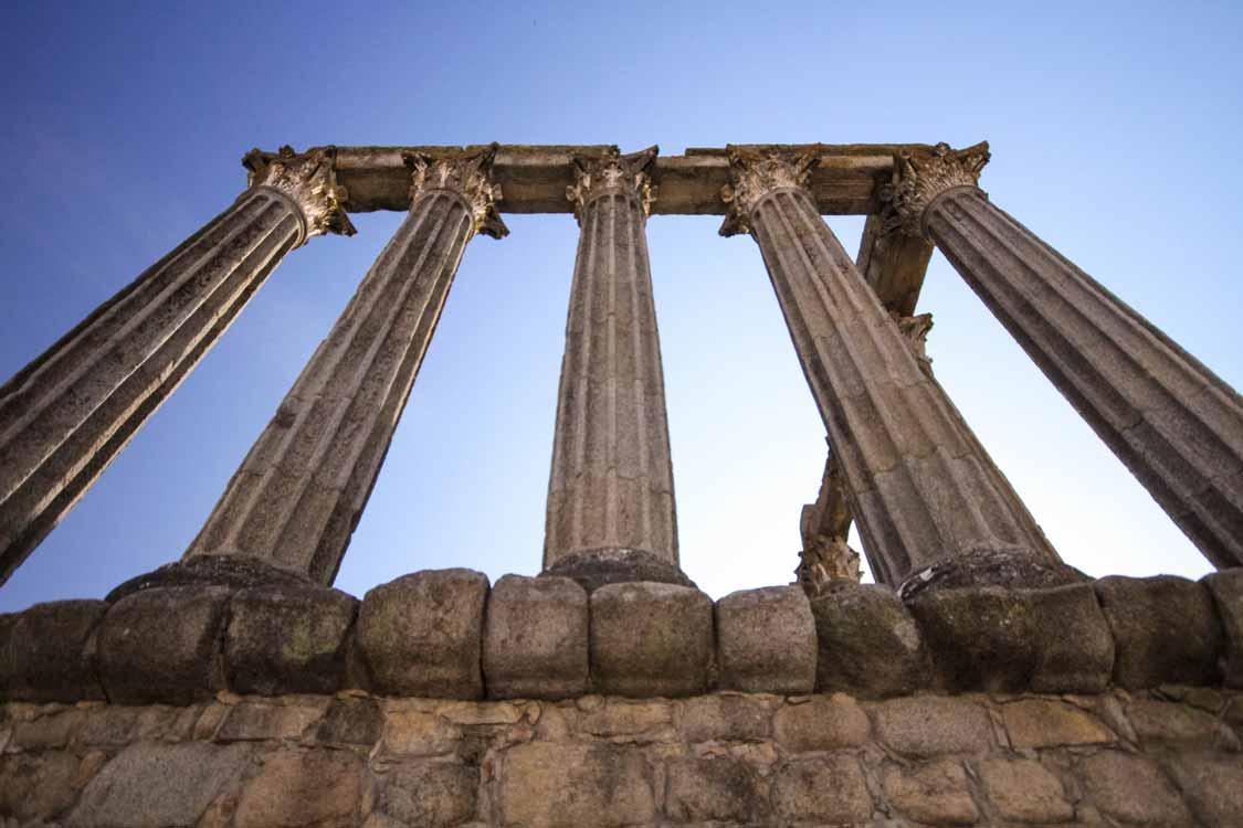 Day Trip To Evora Portugal Roman Ruins