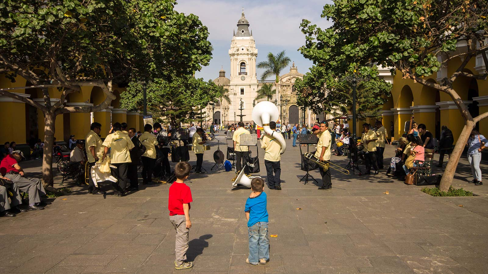 How to spend 24 hours in Lima Peru for Kids Feature