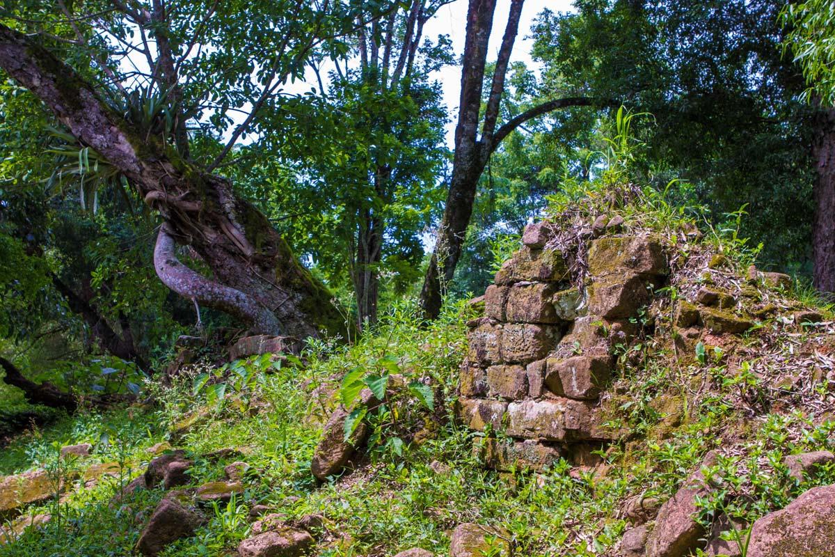 Ruins of Jesuit Missions near San Ignacio Argentina