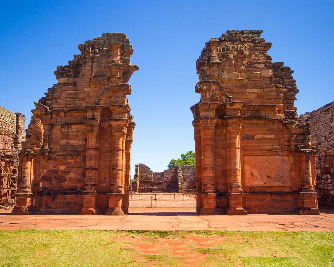 Discover the Amazing Sites Near San Ignacio Mini in Misiones Argentina
