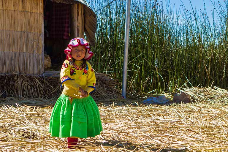 What to see in Peru with kids