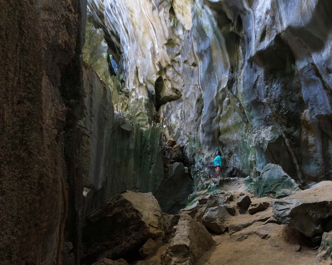 How To Experience The Best Caves In Palawan Philippines