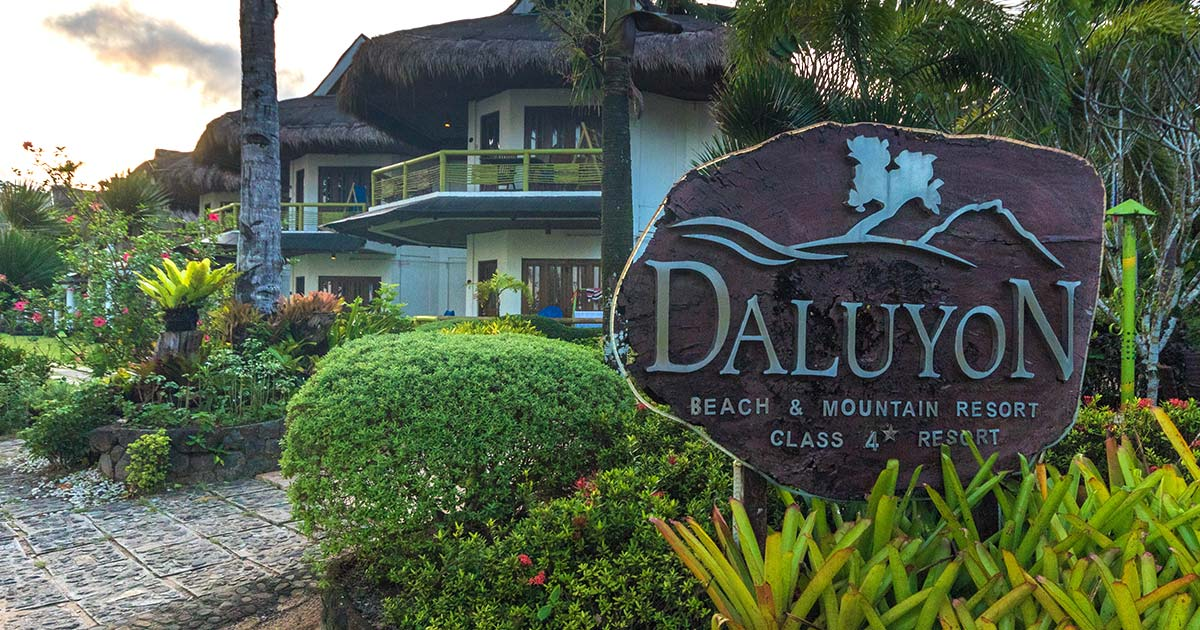 Puerto Princesa Palawan Hotel Review: Daluyon Beach and Spa Mountain Resort - Adventure Family Travel - Wandering Wagars
