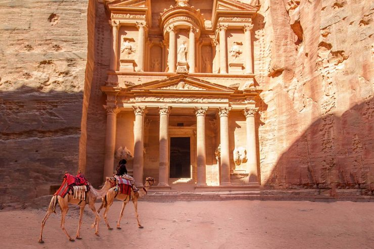 This 8 day Jordan Itinerary takes you many of the most iconic places in Jordan. Whether you're visiting Jordan with kids or on your own you'll be blown away