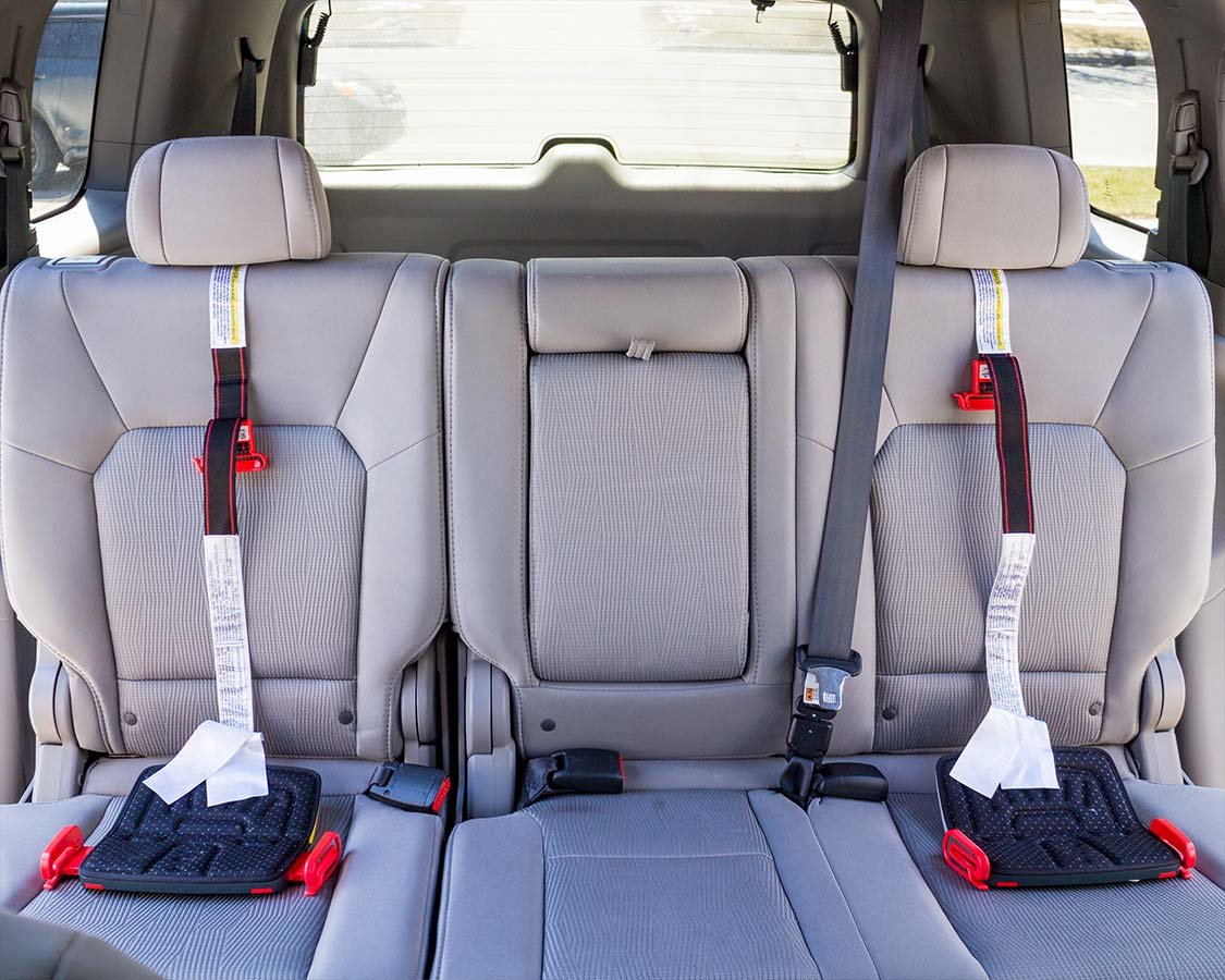 Booster Seat Age Height Weight