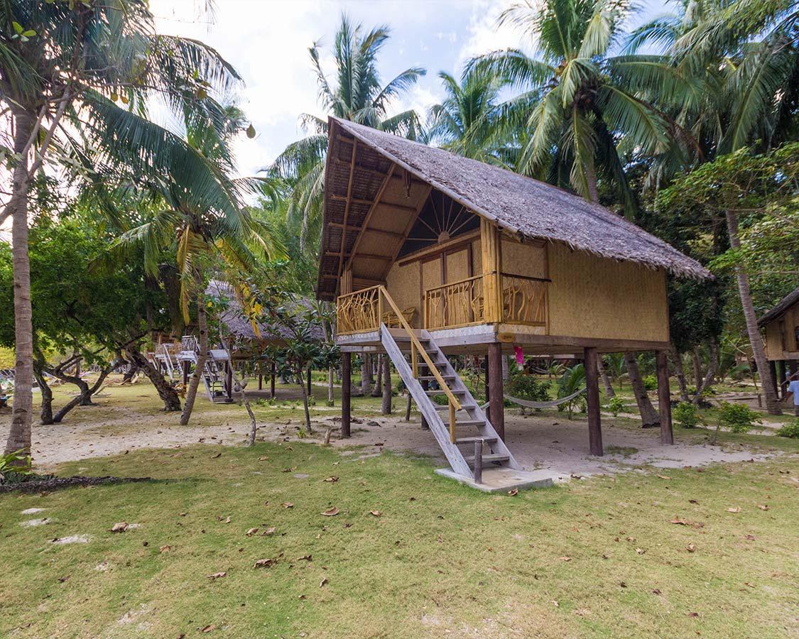 Sangat Island Dive Resort Chalet