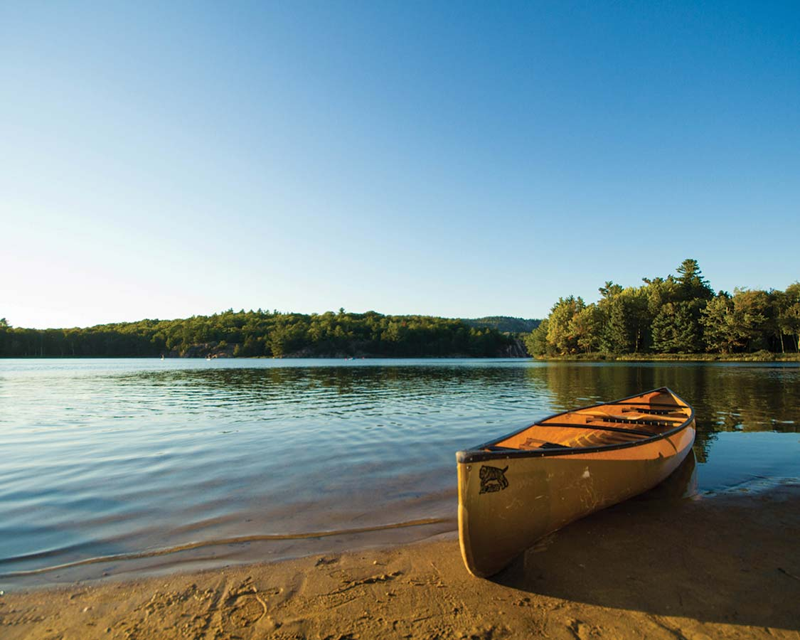 Best Camping in Ontario National Parks