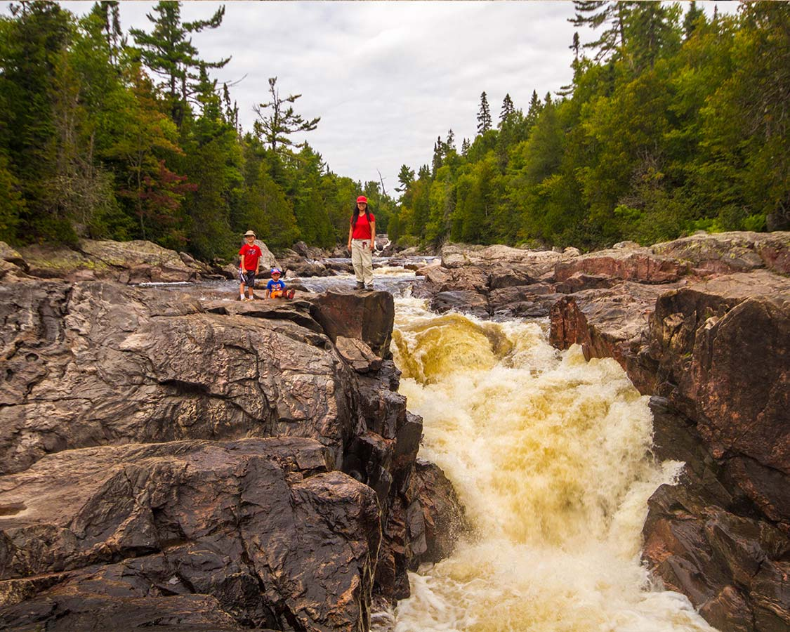 Things To Do in Lake Superior National Park Hiking Sand River Trail