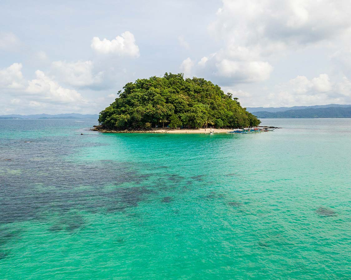 Things To Do in San Vicente - San Vincente Island Hopping