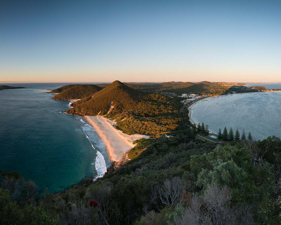 Port Stephens Pacific Coast Highway Australian Road Trip