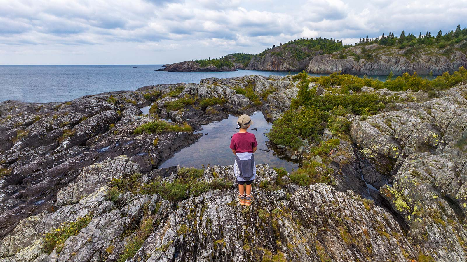 "Often referred to as Ontario's ""Other"" National Park due to its remote location, Pukaskwa National Park is bursting with stunning landscapes and wildlife."