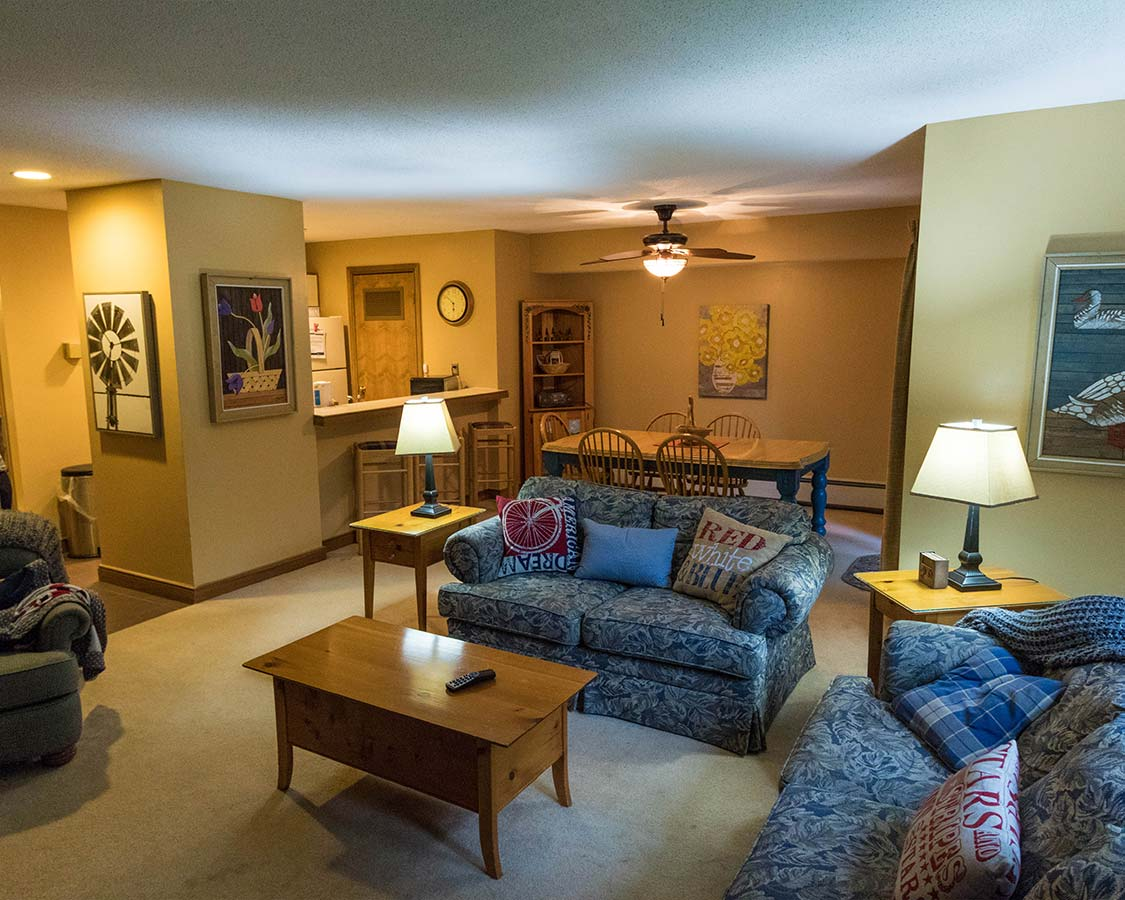 Mount Snow Family Camp Accommodations