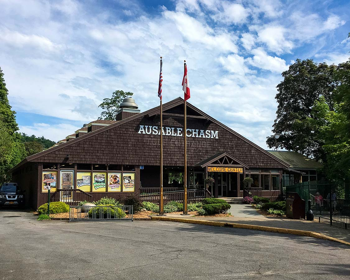 Ausable Chasm Visitors Center