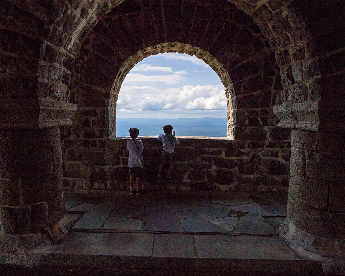 Lake Placid Activities Whiteface Mountain Castle