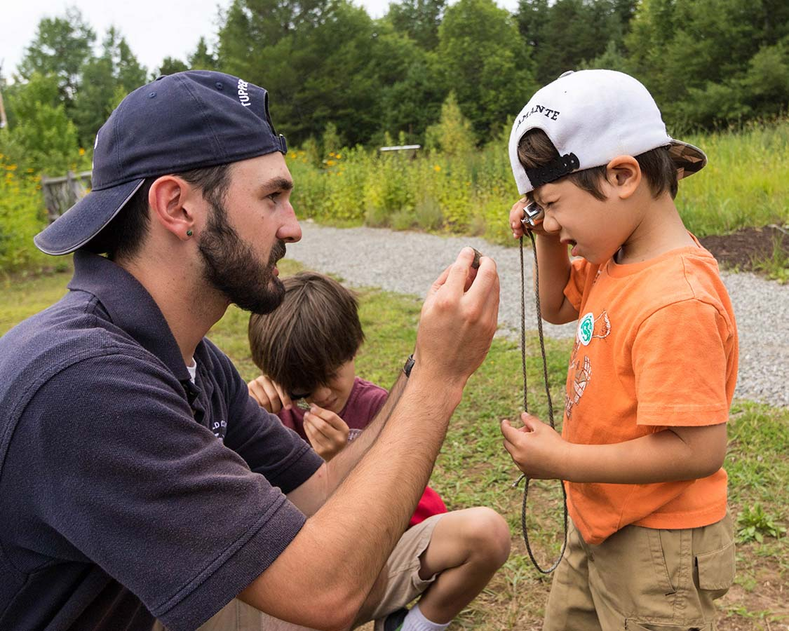 Wild Center New York On-site Nature Experts