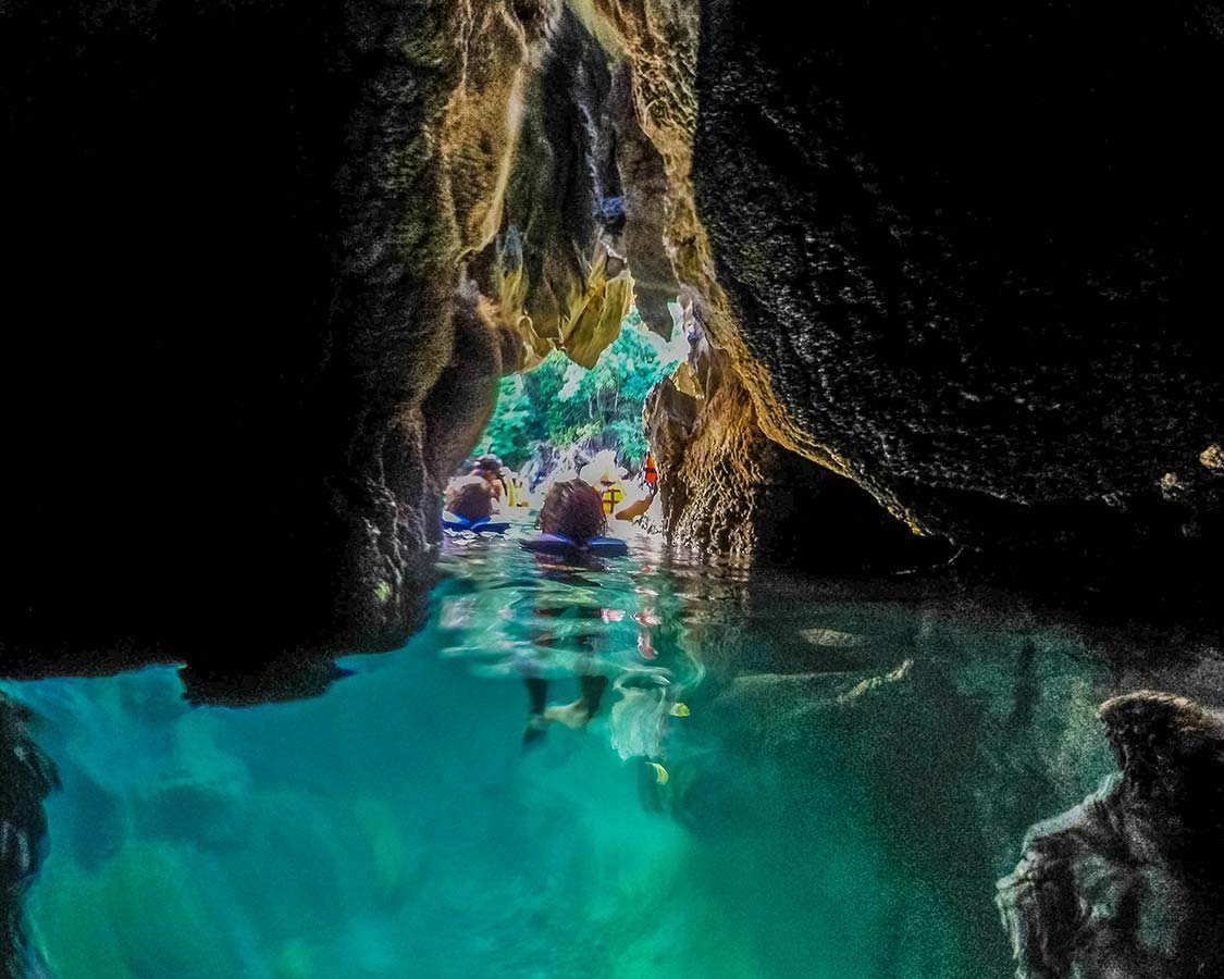 Coron Island Kayangan Lake Cave