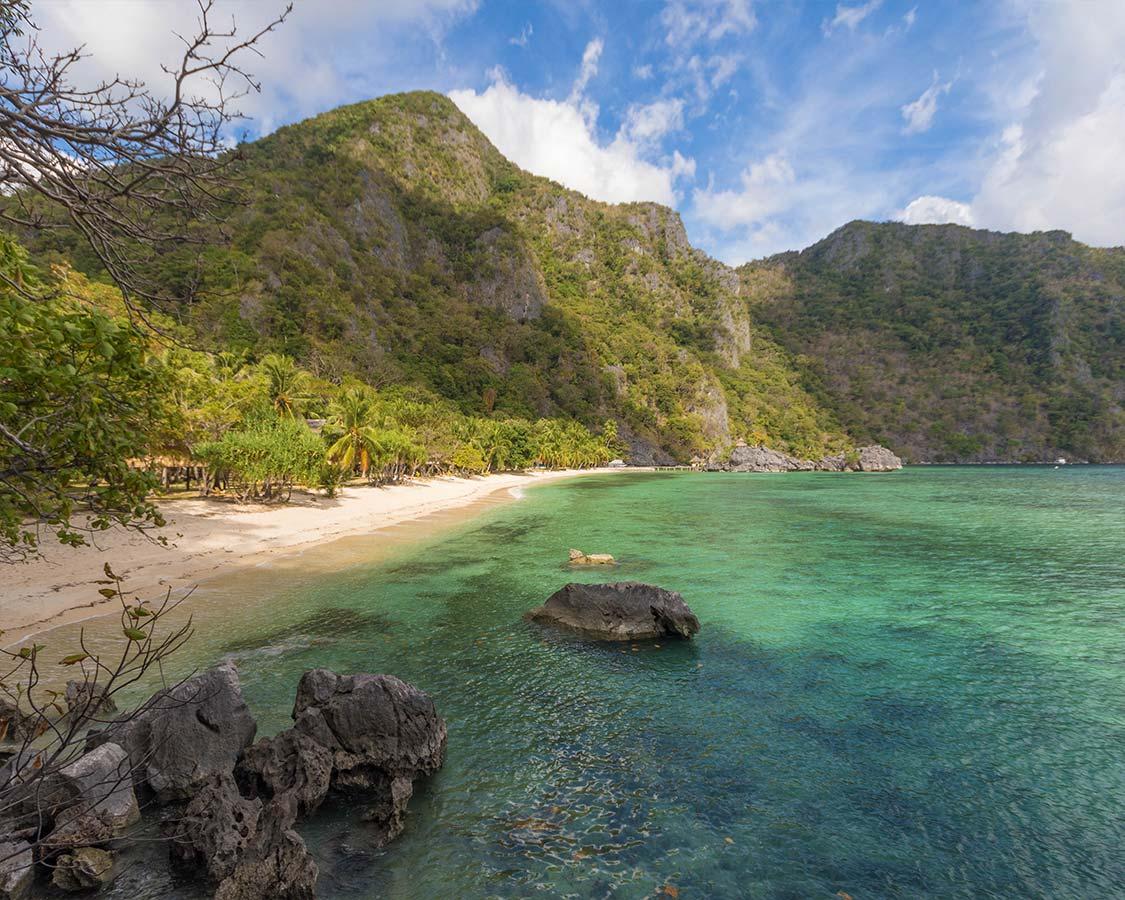 Coron Island Philippines Sangat Island Dive Resort