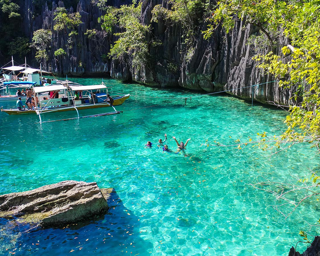 Experience The Most Amazing Places In Coron Palawan