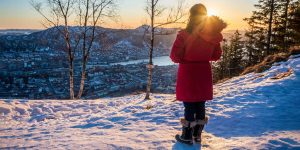 Want to know what to pack for Norway in winter? For exploring the cities, trails, and fjords we have the ultimate Norway winter packing list for the family