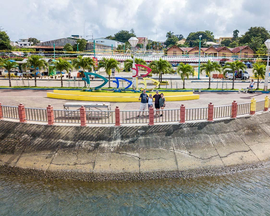 Puerto Princesa City Baywalk