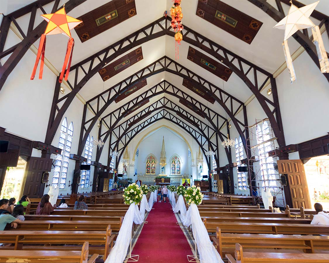 things to do in Puerto Princesa Philippines Immaculate Conception Cathedral
