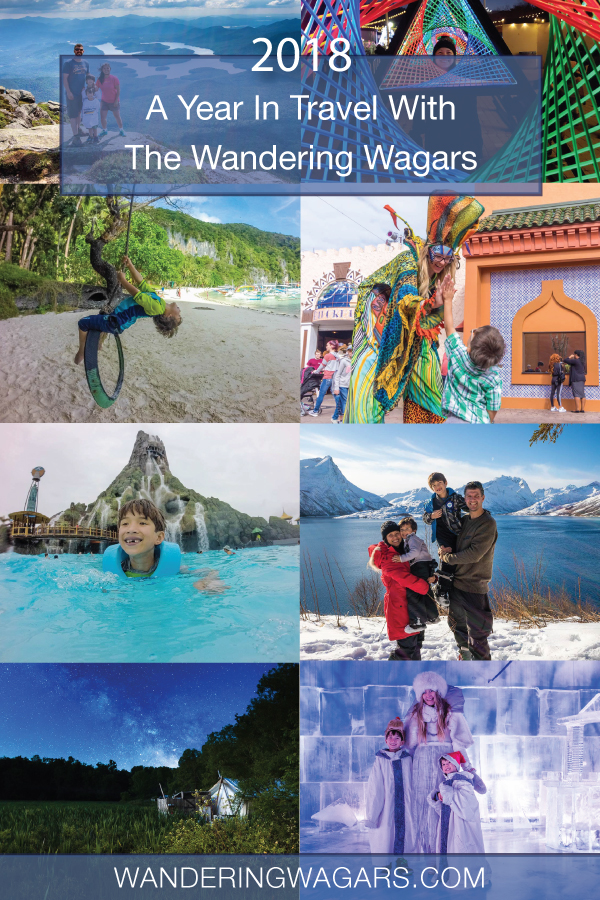 2018 Family Travel Adventures Wandering Wagars